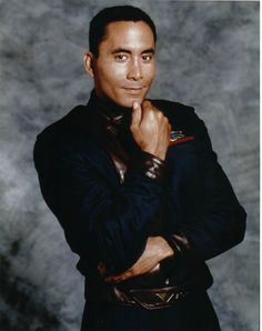 Richard Biggs Babylon 5 Five 8x10 Photo B Dr Stephen Franklin | eBay