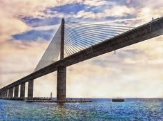 The Skyway by Hanny Hiem #bridge