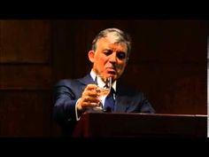 """Abdullah Gül'e Harvard 'da Şok soru: Türkiye'de insanlar ölürken geceleri nasıl uyuyorsunuz ? Adam """"ben baş sağlığı diledim"""" dedi."""