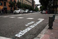 'A veces reírse, es lo más serio', frase del paso de cebra de 'Madrid te comería a versos'