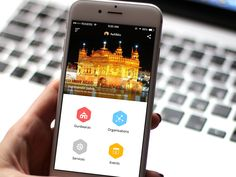 Find a gurdwara and other services by Rajender Singh