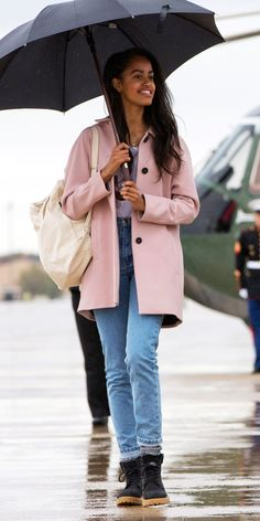 fe6f4c88c07 It  Malia Obama  Birthday! See Her Incredible Style Evolution