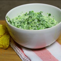 Spinach Creamy Dip