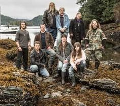 Meet the Brown Family - Alaskan Bush People - my new obsession