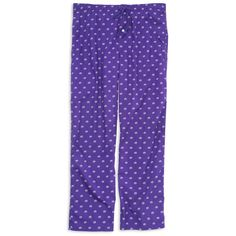 Southern Tide Gameday Skipjack Lounge Pant in Regal Purple