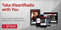 Take iHeartRadio With You