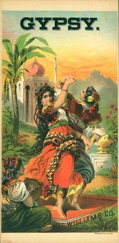 Gypsy Living Traveling In Style  Serafini Amelia
