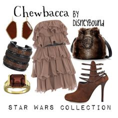 Chewbacca would dig those shoes