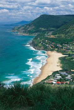 On my list for my road trip. South Coast Nsw, Cross Country Trip, My Road Trip, Pacific Ocean, Seaside, Coastal, Around The Worlds, Wollongong Australia, Park