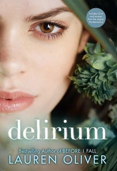 August 2013: Janice recently finished the DELIRIUM trilogy by Lauren Oliver. What's your #fridayreads?