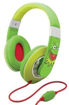 KIDdesigns DK-M40 Kermit Over the Ear Headphones  #Graduation #Gifts #Kids