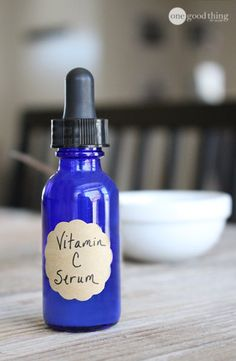Vitamin C Serum  with ROSEHIP OIL