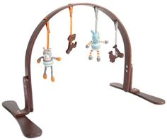 Finn + Emma Wooden Boy's Play Gym, Dark Wood by Finn + Emma, http://www.amazon.com/dp/B00863F3B4/ref=cm_sw_r_pi_dp_x2SXqb1GN4EZH