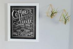 Coffee Lover's - Print