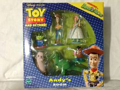 Toy Story Action Figures Set : Toy story set vinyl collectible
