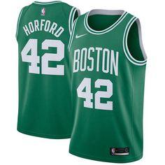 ce6ae5696 Nike Celtics  42 Al Horford Green Youth NBA Swingman Icon Edition Jersey