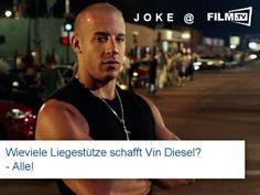 #vindiesel #joke #fitness