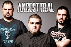 Resenha do Rock: Ancesttral: ao lado de Armahda e Voodoopriest no G...