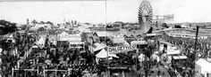 Circa 1910 My Ancestry, Brisbane, Paris Skyline, Broadway, Travel, Viajes, Trips, Traveling, Tourism
