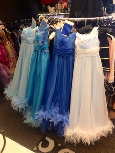 Karen Raines special order flower girl dresses $95 each
