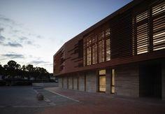 Municipal Library, Greve © Pietro Savorelli