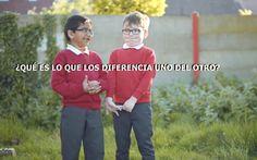 ¡Este encantador video sobre las diferencias entre niños te hará reír y reflexionar al mismo tiempo! - #¡WOW!, #Cultura, #Entretenimiento, #Humor, #Noticias, #Vida, #Video  http://www.vivavive.com/este-encantador-video-sobre-las-diferencias-entre-ninos-te-hara-reir-y-reflexionar-al-mismo-tiempo/