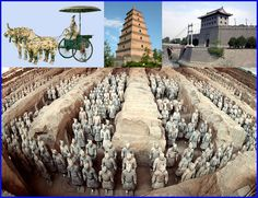Discover history in Xi'an - Terracotta Army...