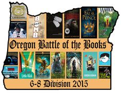 OBOB 6-8 Division (reading lists for 6-8th graders this summer)