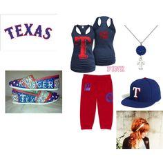 Texas Rangers :)