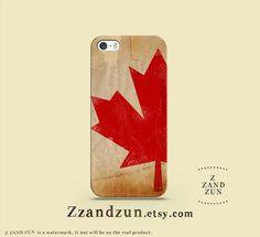 iphone 5 5s Case  Maple Canada Case Iphone 4s case by Zzandzun, $16.50