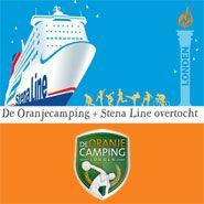 Budget Oranjecamping + Stena Line overtocht