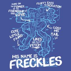 RvB Freckles Shirt | Rooster Teeth Store