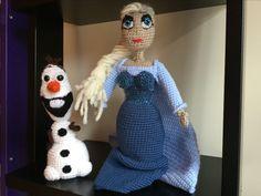 Amigurumi Patterns Olaf : Crochet pattern pack frozen elsa anna olaf dolls crochet