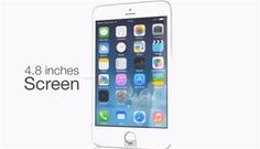 Nuovi rumors e nuovo bellissimo concept del futuro iPhone 6 Apple | Meladevice