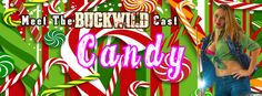 Enjoy Candy from our Facebook Cover #zombies #zombiemovies #buckwildmovie   http://facebook.com/buckwildmovie
