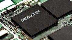 view of mediatek chipset