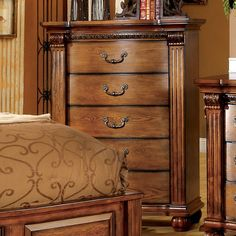 Bellagrand Chest Collection - CM7738C