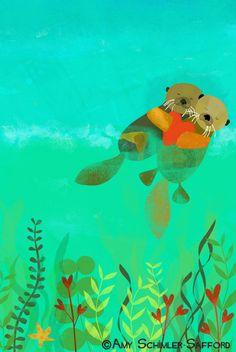 Amy Schimler's Illustration