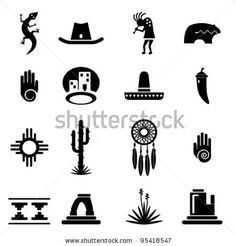 Southwest Native American Symbols Full Hd Pictures 4k Ultra