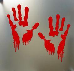 Bloody-zombie-hand-print-sticker-walking-dead-Halloween-Funny-car-window-decal