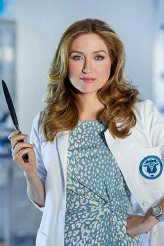 Sasha Alexander as Dr. Maura Isles.