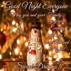 Good Night Christmas | Good Night Christmas | Pinterest