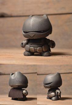 """STEEL"""" pre-order from Frank Montano! Battooper: Steel from Frank MontanoBattooper: Steel from Frank Montano Arte Robot, Robot Art, Robots, 3d Figures, Vinyl Figures, Vinyl Toys, Vinyl Art, 3d Character, Character Design"""