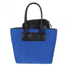 Street Level 5676 2in1 Neopren Bag blue/dark grey