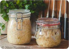 Sauerkraut im Glas selber machen
