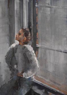 Winter Day, 2014, Fanny Nushka Moreaux