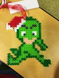 """Gecko"" with Santa Hat - PJ Masks"