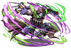 Scarecrow from Puzzle & Dragons