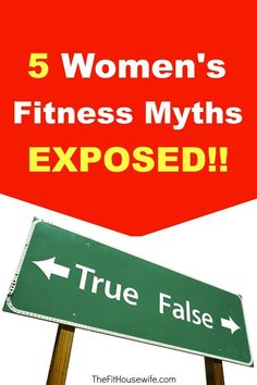5 Women\u2019s Fitness Myths Exposed #totalbodytransformation