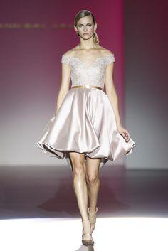 Hannibal Laguna - MBFWM - Fashion Week Madrid